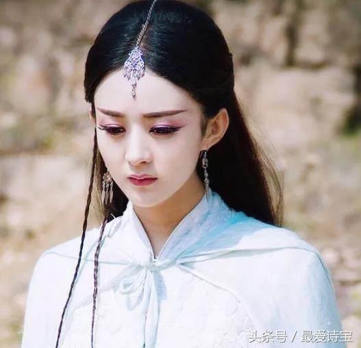 赵丽颖最美的10个古装剧造型,楚乔洒脱,明兰清