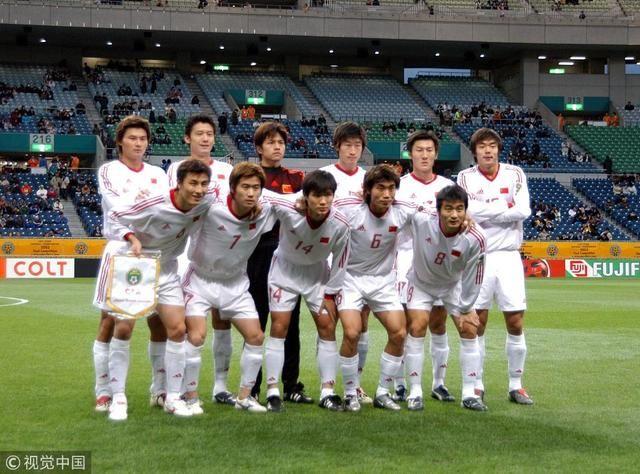 2003年第一届:18岁赵旭日一战成名 2003年举行的第一届东亚四强赛
