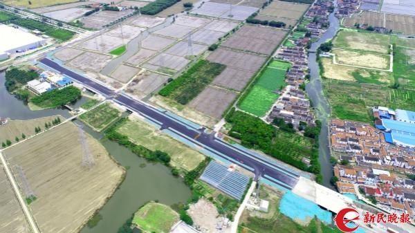 并将与青浦,昆山共建安亭-白鹤-花桥城镇圈.