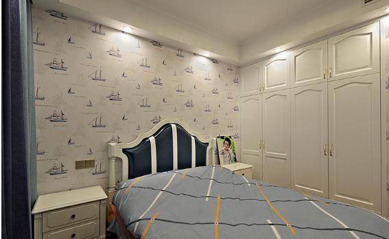晒晒我家110新房装修,客厅简装也很美,主卧装修你肯定