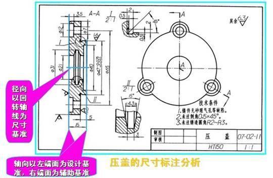 机械面的上标的符号您都懂?最全图纸图纸符美的电磁炉213521213521cc2121rt电路图公差图片