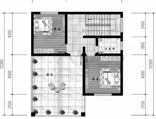 室内布局及平面图展示