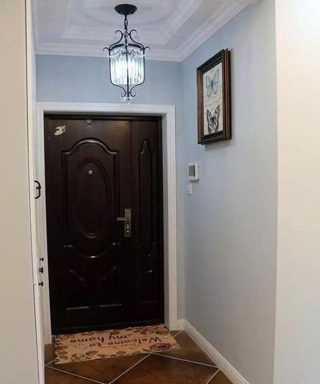 对门过道装修效果图