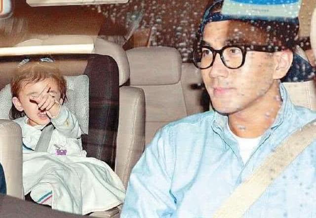 刘恺威女儿已经4岁了,小糯米长得像小时候的杨幂,还会