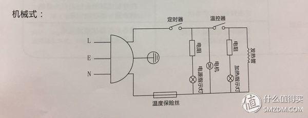 机械式电路原理图