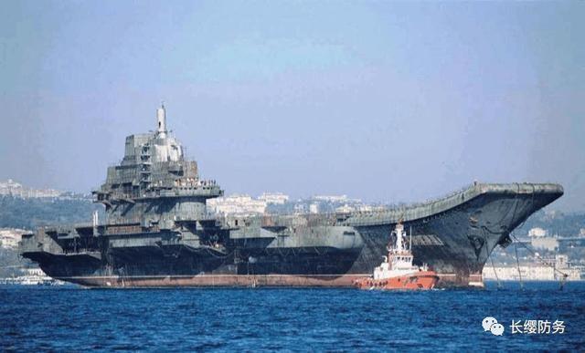 乌克兰宣布黑海造船厂破产,苏联海军最终的灭亡