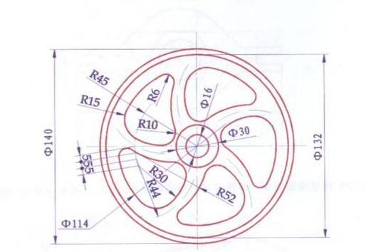 展示橱柜的水电到了,55张CAD练习图已v橱柜好cad技术图时候图片