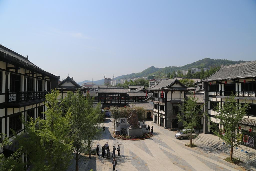 石泉旅游 鬼谷庄与石泉老街合力打造石泉特色文化集群