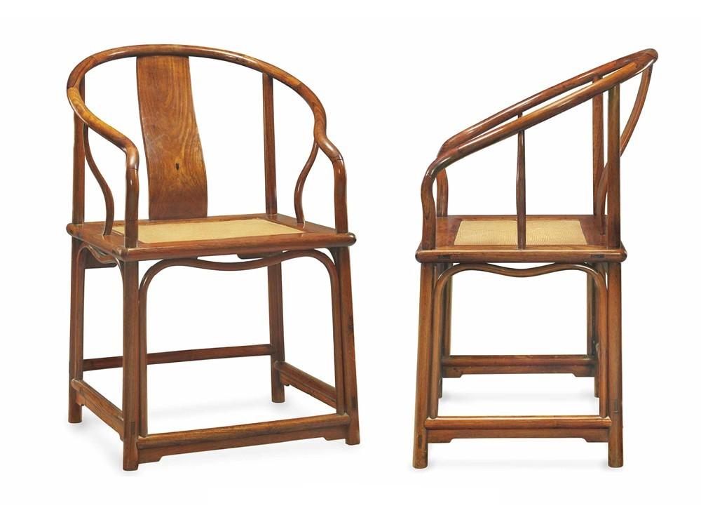 红木家具的椅子尺寸大有学问 你都看懂了吗?图片