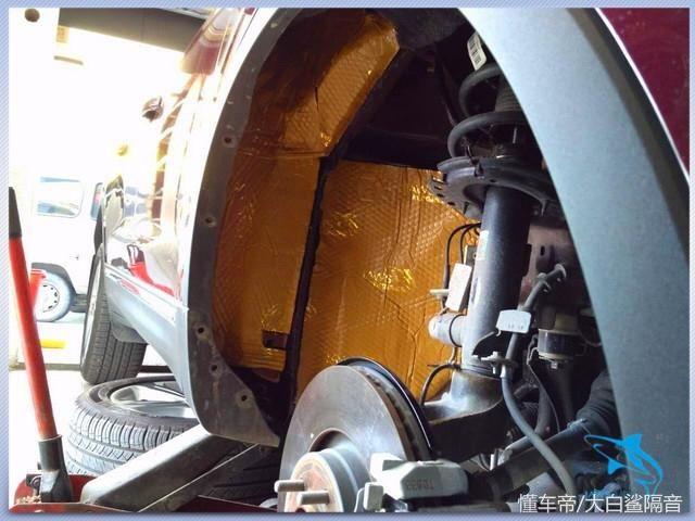 汕头车韵汽车隔音改装 林肯改装大白鲨 专治噪声