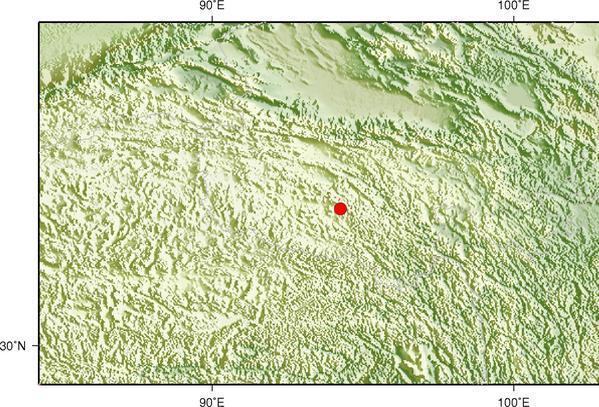 青海玉树州发生3.1级地震 震源深度9千米