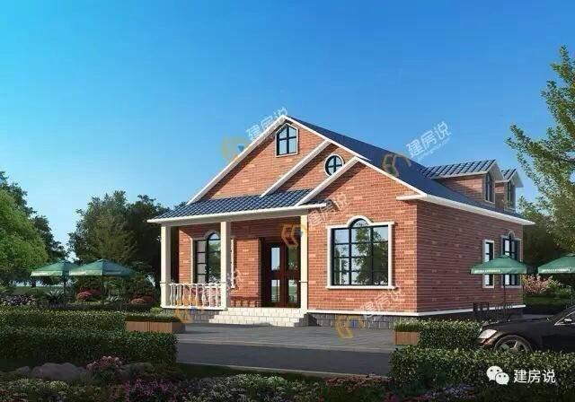 看到這些漂亮的農村別墅,建房子猶豫不決,結果現在材料漲價了