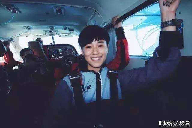 中国最帅女飞行员 | 宋寅,生日快乐!