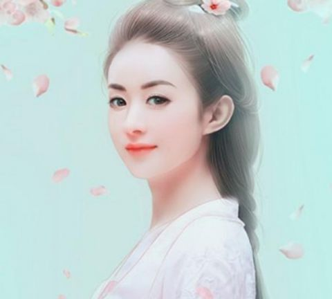女星手绘图,赵丽颖粉丝想打人,关晓彤刘亦菲却输给了吃货的她!