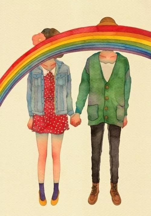 现在女生不打伞追女生,喜欢过来人是说的的男生淋雨男生看看的图片