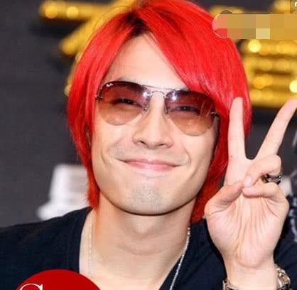 权志龙的红头发比吴亦凡还帅!可最后一个的颜值却毁在