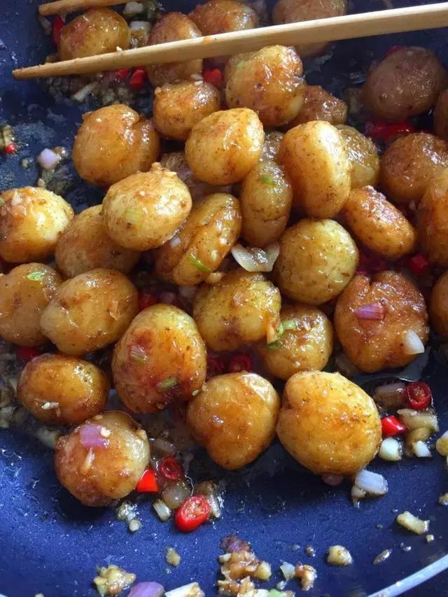 七道土豆大变身美食,绝对惊艳你的味觉!
