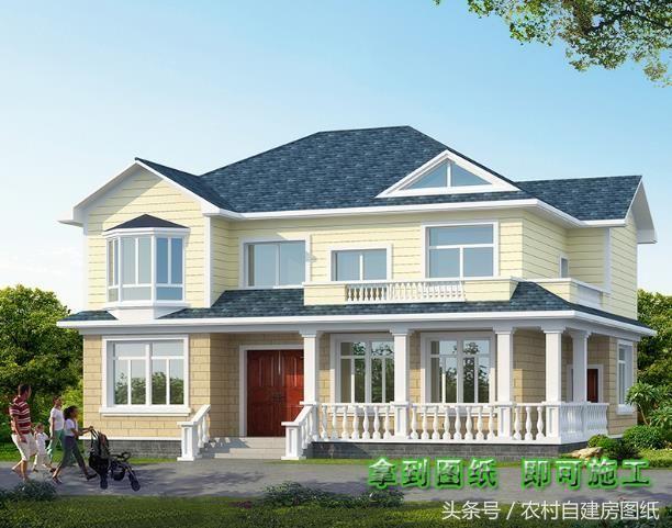 10款别墅泳池农村设计图,第5款最便宜,第6款最私人别墅成都二层图片
