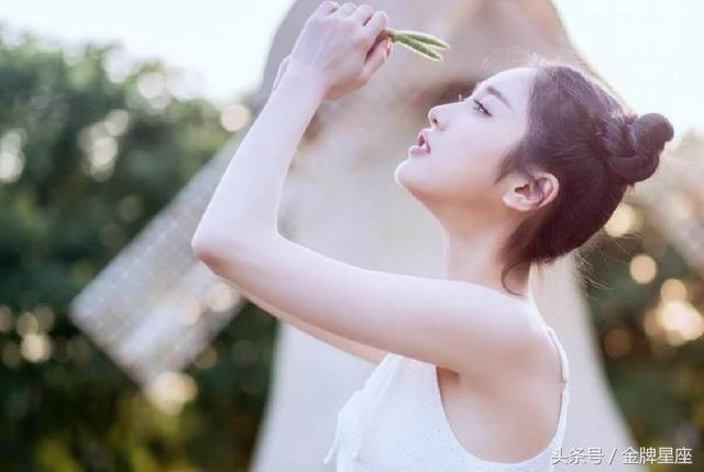 据得罪!十二星座了解谁倒霉!杨千嬅的水瓶座图片