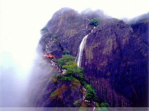 美丽的武夷山风景图片大全