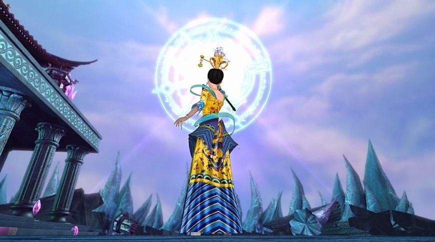 叶罗丽:罗丽是真正的女王,她失去记忆后,被曼多拉占领图片