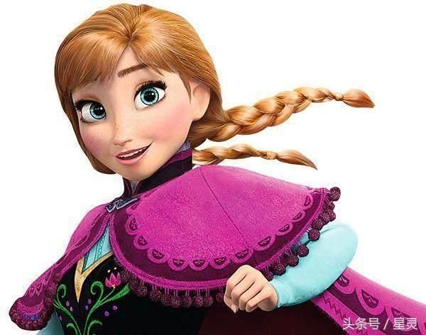 12星座专属迪士尼童话公主,我是美丽的乐佩公主,你呢?