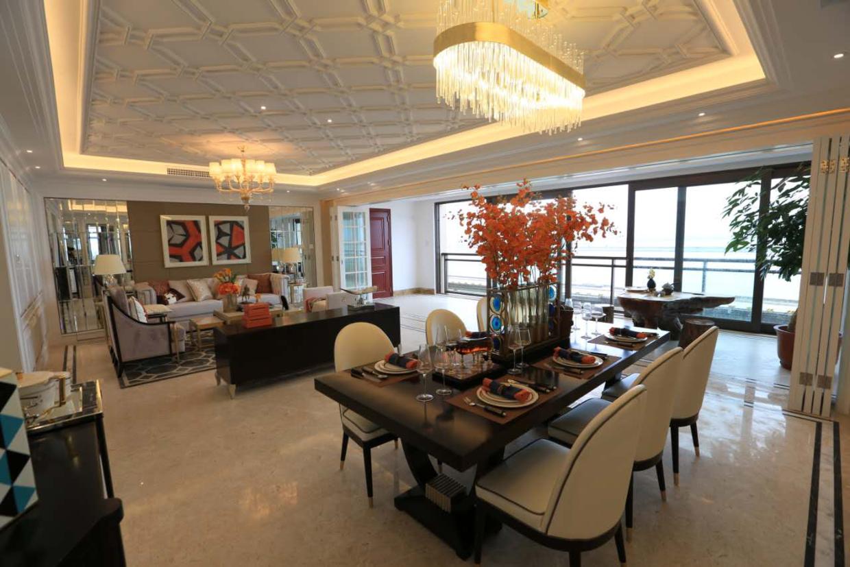 """買房裝修不管是""""橫廳""""還是""""豎廳""""的室內格局,兩者本質的區別就在于"""