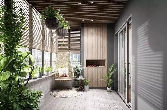 新中式設計:注重養生與休閑圖片