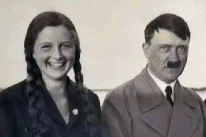 爱娃·布劳恩_其实早在1929年,希特勒和爱娃·布劳恩就认识了,那时候爱娃·布劳恩