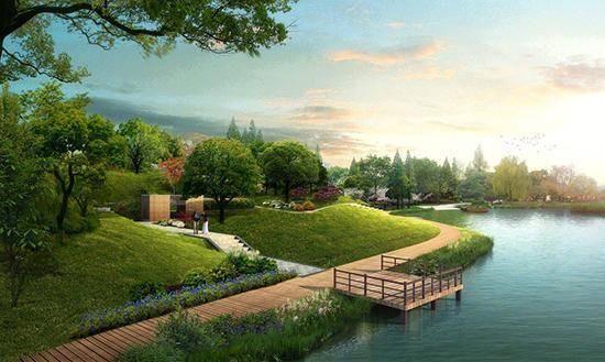 微地形使你的景观设计更加丰富