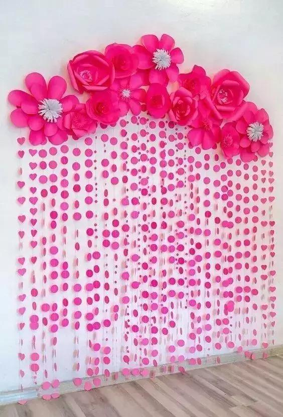 【手工乐趣】| 手工界的杠把子--皱纹纸花球简直美炸天!