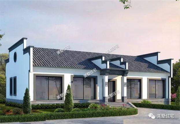 不过时的新中式别墅,从一层到三层全部都有,一起来欣赏中国建筑之美