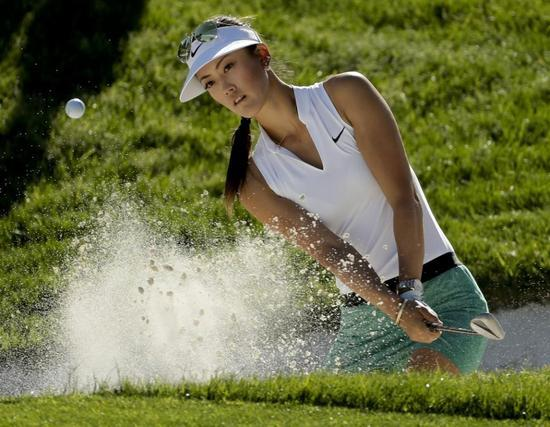 加拿大18岁姑娘布鲁克-亨德森(brooke henderson)连续获得6个前十名