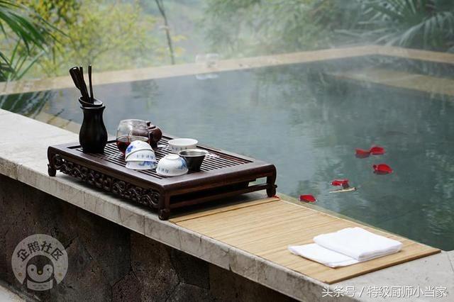 我们在重庆发现了一个耍2-3天的地方,吃火锅,泡温泉,看风景