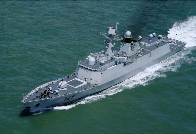 054a型护卫舰开炮后留下的炮弹壳,该怎么处理呢?