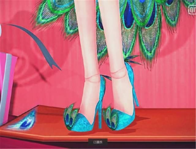 十二星座女的专属叶罗丽鞋子,我是茉莉的红鞋图片