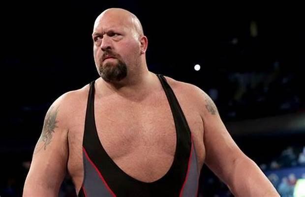 wwe史上那些最胖的选手:大秀哥上榜,有人最重时超过了