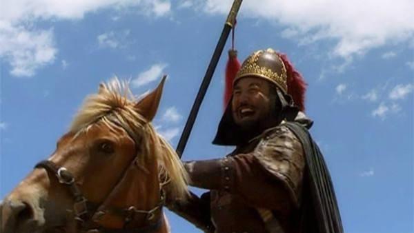 李世民麾下第一猛将,百分百空手入白刃图片
