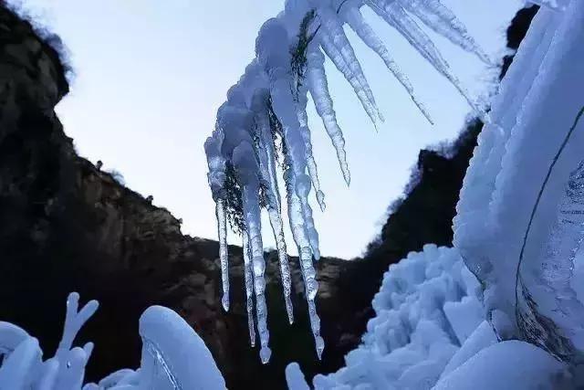水晶背景素材冰面