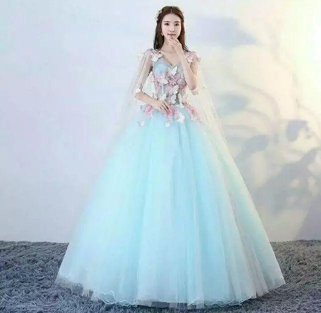 12星座专属公主裙婚纱,美的不要不要的,你喜欢自己的吗?