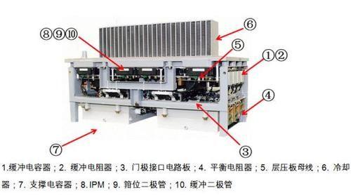 轨道电路变压器