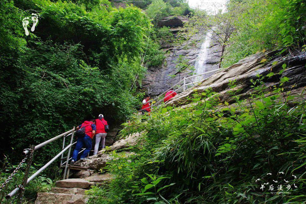 是一个纯生态,纯天然,返璞归真避暑休闲,游览度假的自然风景区.