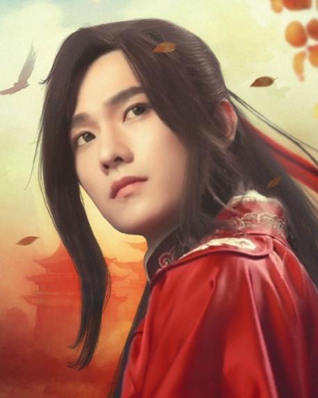 古装剧中5位红衣美男,杨洋妖孽,乔振宇仙气,他却帅到舔屏!