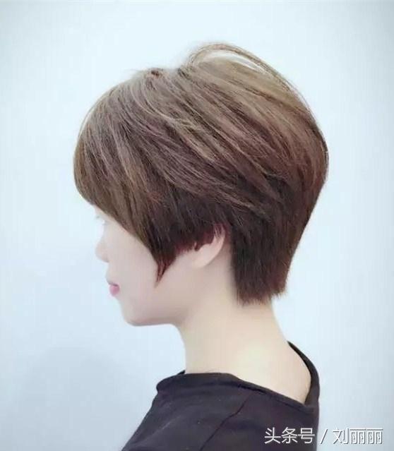 春节最修饰头型图片20款,美到逆天-北京时间40岁发型a头型短发女人2015女图片