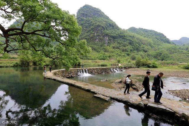 六堡镇生态旅游区