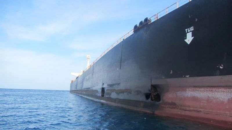 伊朗称油轮遇袭是国家行为
