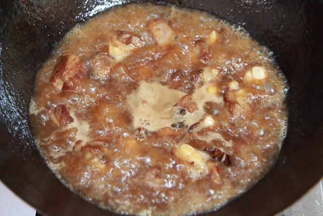 营养丨生煸排骨小食谱,又快又好吃!糖醋汤猪肉价值图片