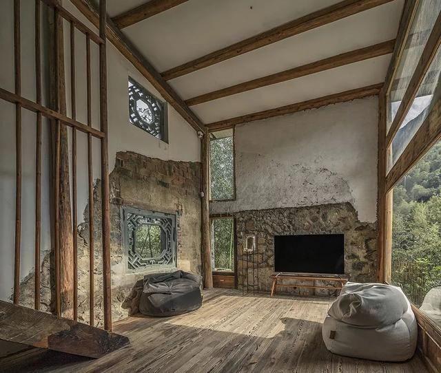 家居 起居室 设计 装修 640_542