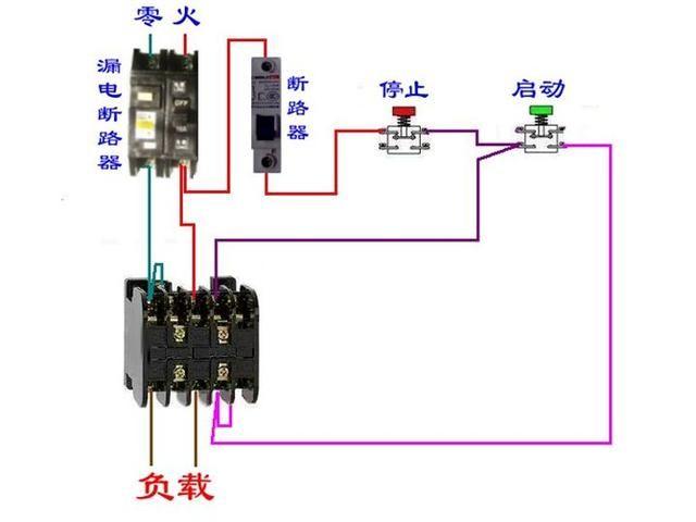 最齐全电工常见电路图,关于电路的基本知识,开关控制电路学习!