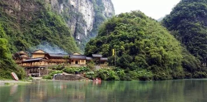 涪陵·小溪风景区